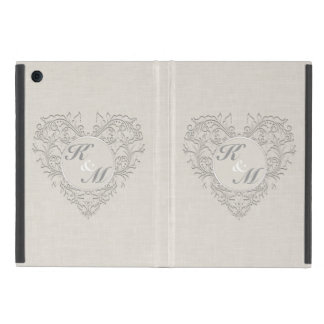 Natural HeartyChic iPad Mini Covers