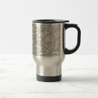Natural HeartyChic Stainless Steel Travel Mug