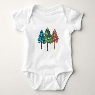 Natural Hues Baby Bodysuit