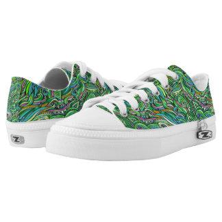 Natural Impressions, Zipz Low Top Shoes