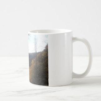Natural Layout Coffee Mugs