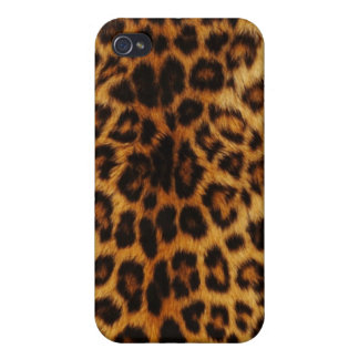 Natural Leopard Spots Case For iPhone 4