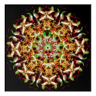 Natural Mandala Art