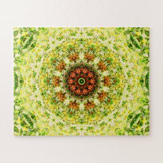 Natural Mandala Art Jigsaw Puzzle