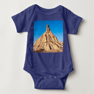 Natural monument of capricious forms, Bardenas Baby Bodysuit