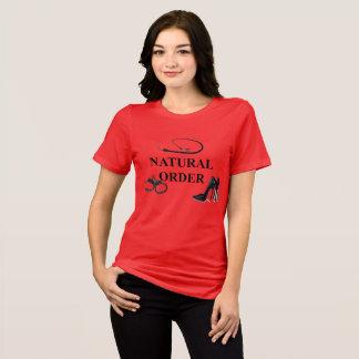 NATURAL ORDER T-Shirt