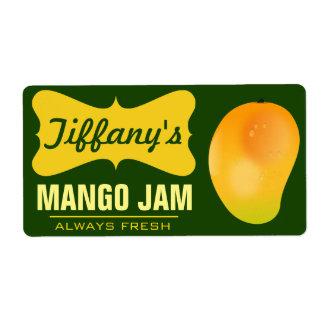Natural Organic Mango Jam