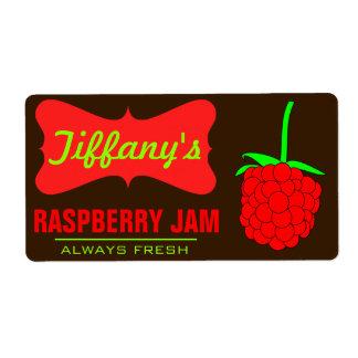 Natural Organic | Raspberry Jam | Handmade Jams