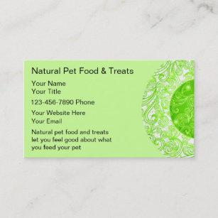 Food Nutrition Business Cards Zazzle Au