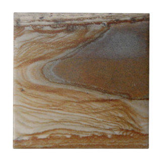 Natural Picture Rock Cabochon Small Square Tile