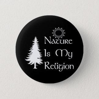 Natural Religion 6 Cm Round Badge
