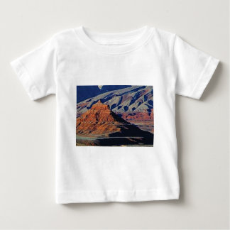 natural shapes of the desert baby T-Shirt