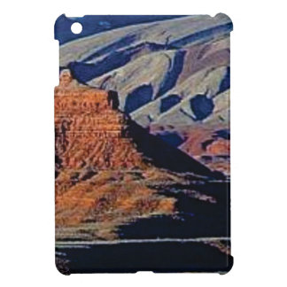 natural shapes of the desert case for the iPad mini