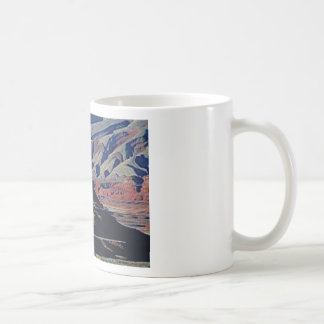 natural shapes of the desert coffee mug