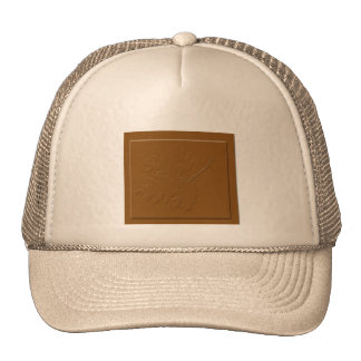 Natural Spice Mesh Hat