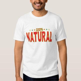 Natural Star Tag Tshirts
