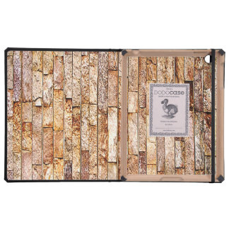 Natural Stone Marble Brick Look Covers For iPad