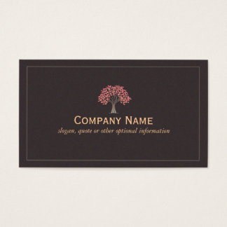 Natural Way Business Card