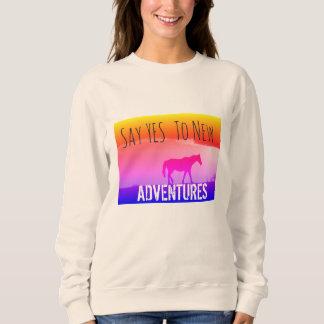 Natural Women's Basic Sweatshirt with photo