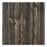 Natural wood background texture. poster