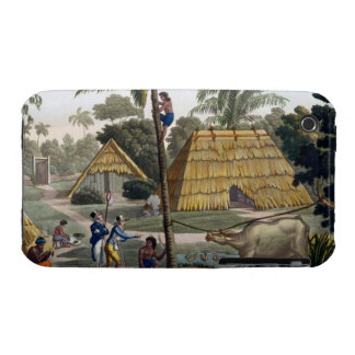 Naturalists question natives near Kupang, Timor, p iPhone 3 Case-Mate Case