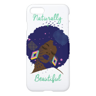 """Naturally Beautiful"" IPhone Case"