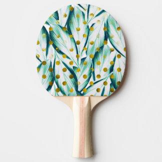 Naturally Coherent Ping Pong Paddle