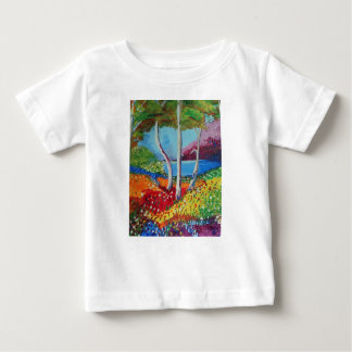Naturally colorful baby T-Shirt