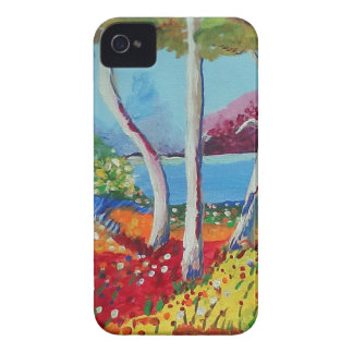 Naturally colorful iPhone 4 covers