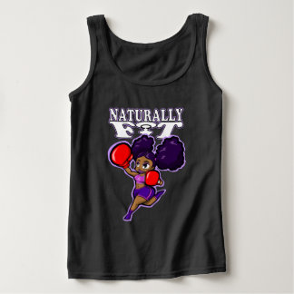 NATURALLY FIT BOXING SINGLET