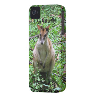 Naturally Nerdy IPhone Case iPhone 4 Cover