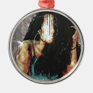 NaturallyXXIIIWM Metal Ornament