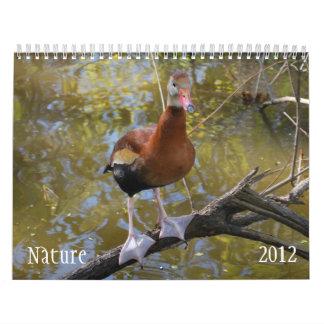Nature 2012 Calendar