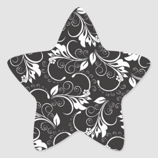 nature, abstract, trees, foliage , grung star sticker