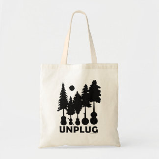 Nature and Music Tote Bag