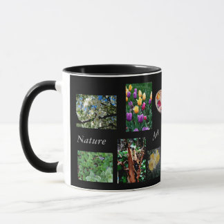 Nature Art Crafts Artist Colors Artsy Studio Mugs