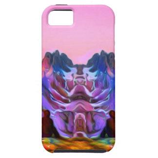 Nature Art Rave iPhone 5 Case