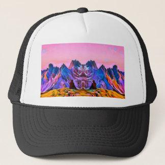 Nature Art Rave Trucker Hat