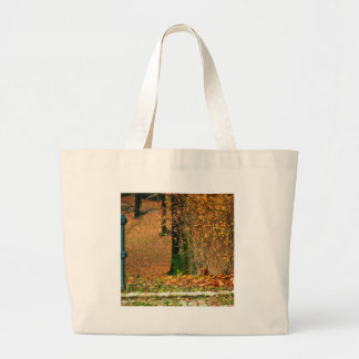 Nature Autumn Into The Woods Tote Bags