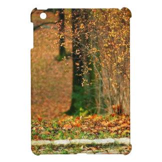 Nature Autumn Into The Woods iPad Mini Cover