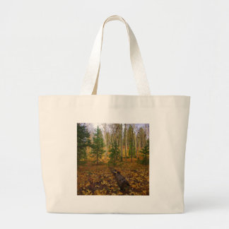 Nature Autumn Leftovers Tote Bag