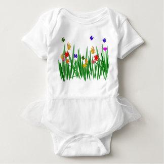 Nature Baby Bodysuit