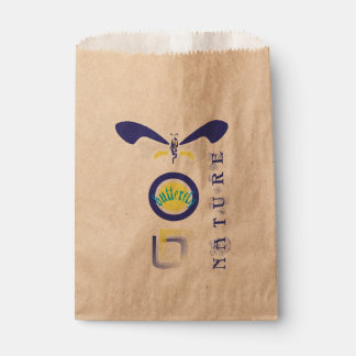 Nature Butterfly Favour Bags