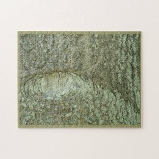 Nature Camouflage Oak Trees Tree Eye Bark Camo Puzzles
