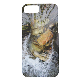 Nature Case, iPhone 7 case with streambed