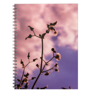 Nature Colors Spiral Notebook