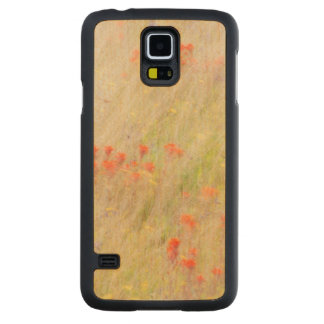 Nature Conservancy | San Juan Islands, WA Carved Maple Galaxy S5 Case