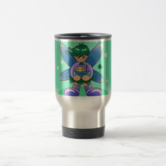 Nature conservation travel mug