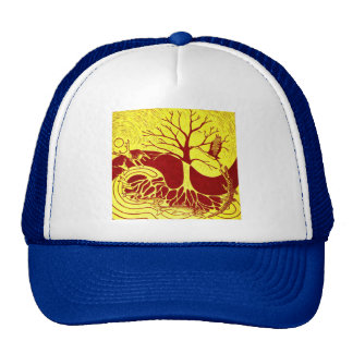 Nature Cycle Yellow Cap