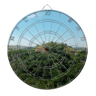Nature Dartboard